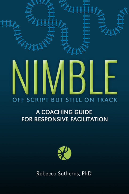NIMBLE by Rebecca Sutherns