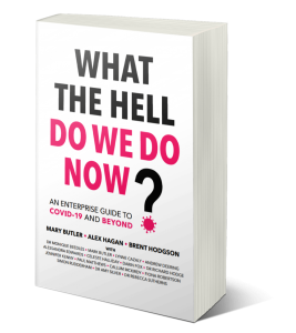 What the Hell Do We Do Now? book cover